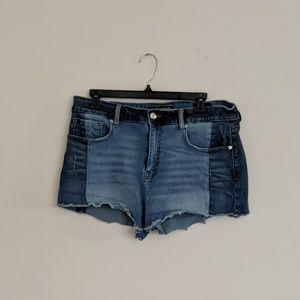 Vigoss High Rise Ace Shorts